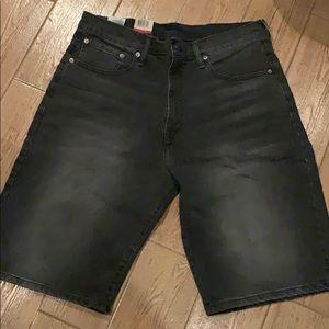 Levi's 569 Loose Straight Shorts